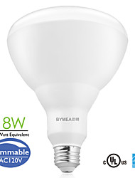 Bymea E26 18W 1400lm LED Br40 Flood Bulb Light 100watt Equivalent Sofe White, Daylight Choose 2015 New
