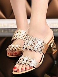 Women's Shoes Chunky Heel Heels Sandals Party & Evening/Dress/Casual More Color available