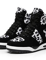 2015 pattini delle donne di conforto sneakers punta rotonda tacco basso moda scarpe