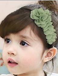 Kids Girls Baby Toddler Infant Flower Headband Hair Bow Band Accessories