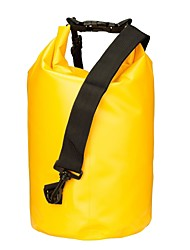 WD-01--15L 500D Dry Tube Bag, Made of Strong Hard-wearing PVC Tarpaulin, with Double Stitching