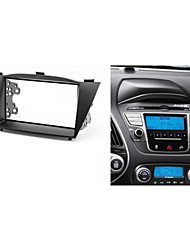 Car Radio Fascia for HYUNDAI iX-35 iX 35 Tucson Stereo CD DVD Install Surround Dash Kit Trim