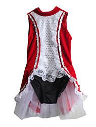 Aufführung - Kleider & Röcke ( Rot , Spitzen/Tüll/Samt , Aufführung ) - für Damen/Kinder