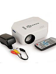 UNIC - ZHG-UC30 - 150 Lux - Lumens - Vidéoprojecteur de Cinéma WVGA (800x480) - LCD