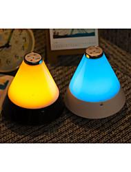 braudel lampe magie créatrice nuit coloré lumière portable rechargerable stéréo sans fil Bluetooth Speaker