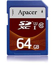 apacer cartão SDHC de 64GB de memória UHS-I Classe u1 10
