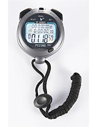 cronometro elettronico timer pc2360 tre righe 60 memoria movimento cronometro cronometro