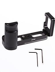 PRO Quick Release Vertical L Plate Bracket Hand Grip For FUJIFILM FUJI X-M1 XM1
