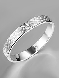 Promotion Sale Party/Work/Casual Silver Plated Cuff Bracelet High-quality Fine jewelry