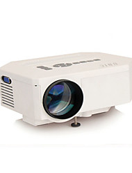 UNIC® Home Theater Projector 150 Lux Lumens WVGA (800x480) LCD ZHG-UC30