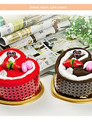 The Heart-Shaped Cake Towel Box (Color Optional)
