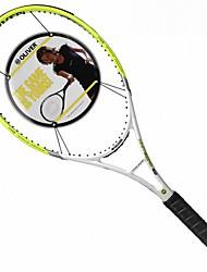 Las raquetas de tenis ( Blanco , Fibra de Carbono ) - Impermeable/Buena aerodinámica/Alta elasticidad/Durabilidad