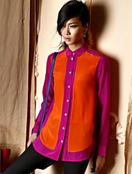Women's Long Sleeve Casual Shirt