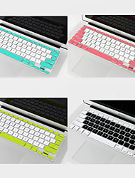 "Coosbo® Dual Color Protective Keyboard Cover for 11"" 13.3"" 15"" 17"" Macbook Air/Pro/Retina Display (Assorted Colors)"