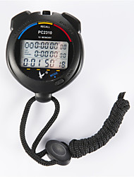 cronometro elettronico 2310 doppio 10 memoria movimento cronometro cronometro