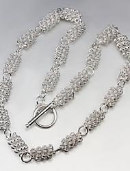 prodotti di vendita caldi partito / lavoro / argento placcato casuale dichiarazione bellissimi gioielli