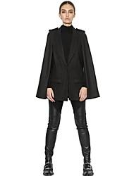 Women's Black Jackets , Casual/Work Long Sleeve