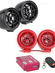 sonido a distancia por radio el apoyo del sistema usb sd mp3 fm audio motocicleta