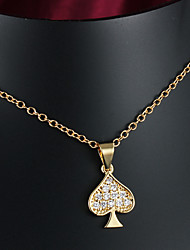 Hot Sale Party/Casual Gold Plated Pendant Necklace Classical Design