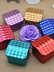 Creative Frosted Candy Boxes (Set of 6 Optional Colors)