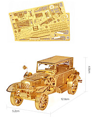 Vintage car 3D stereo metal puzzle DIY mechanical model for Adult Toy Puzzle