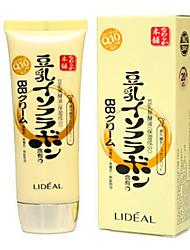 1 Base Molhado Liquido Branqueamento / Controlo de Óleo / Corretivo / Minimizador de Poros Rosto Branco