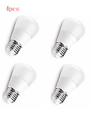 4pcs HRY® 3W E27 8XSMD5630 300LM LED Globe Bulbs LED Light Bulbs(220V)