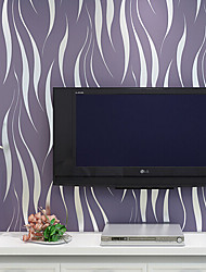 New Rainbow™ Contemporary Wallpaper Floral Simple and elegant Wall Covering Non-woven Paper Wall Art