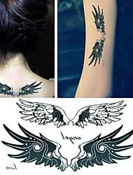 Beautiful Angel Wings Tattoo Stickers Temporary Tattoos(1 Pc)