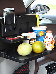 Car Plate Car Drink Holder Car Dining Table