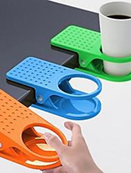 kreative Schreibtisch Glasklemm (gelegentliche Farbe)