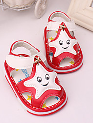 Baby Shoes Outdoor/Casual Sandals Blue/Brown/Red