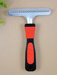 Hardcover Rake Comb For Pets Dogs