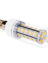 9W E14 LED лампы типа Корн T 36 SMD 5630 760 lm Тёплый белый AC 220-240 V