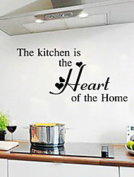 Wall Stickers Wall Decals , Kitchen Sticker PVC Wall Stickers