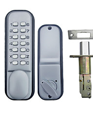 impermeável mechanial deadbolt entrada keyless fechadura da porta