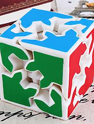 il cubo magico giocattoli educativi secondo profilo marcia ordine (colore casuale)