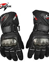 PRO-BIKER HX-05 Motorcycle Thickened Warm Waterproof Anti-Slip Racing Gloves