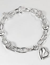 S925 Silver Bracelet Link Bracelet Design