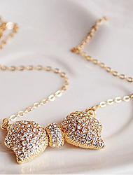 May Polly  diamond Necklace