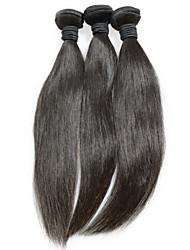 """Pc 1 lotto 8 """"-24"""" vergine brasiliana dei capelli # 1b dei capelli umani diritto bundle dei capelli diritti"""