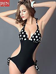 Push-Up/Drahtlos/Gepolsterte BHs - Halfter - Damen - Bikinis ( Nylon/Andere )