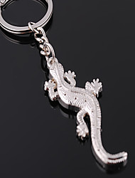 Creative Personality Simulation Advertising Gift Insect House Lizard Keychain