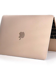 """High Quality Solid Color Full Body Matte Case for Macbook 12"""" Retina"""