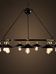 High Quality Vintage Retro Glass Pendant Lights Lamp