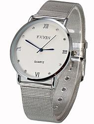 Qizhe Männer einfache Wahl Mode Uhr