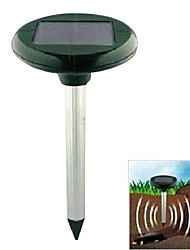 Solar Snake Repeller Multi Pulse Rat Insect Mosquito Plus Ultrasonic Pest Rodent Repellent