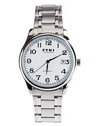 Watch Men's Steel Mechanical Wrist Watch