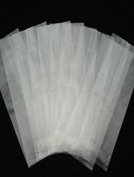5 Pack (50pcs) * saco de malha pva para a pesca da carpa 70 * 190 milímetros