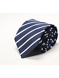 Men Work / Casual Neck Tie,Polyester Striped